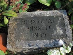 Robert Lee Barrett