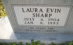 Laura <i>Sharp</i> Higginbotham