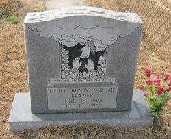 Ethel Mary Dollar <i>Busby</i> Frazier