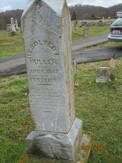 Sgt Resolved E Fuller