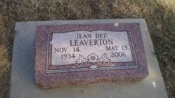 Jean Dee Leaverton
