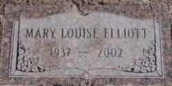 Mary Louise Elliott
