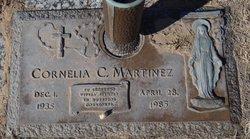 Cornelia <i>Carrasco</i> Martinez