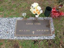 Ellen Gayle Cole
