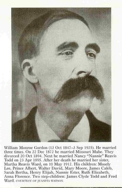 William Monroe Gordon