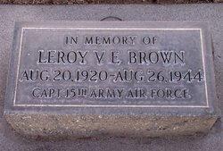 Leroy V. E. Brown