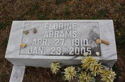 Florine Abrams