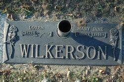 Mary Jane C. <i>Otto</i> Wilkerson