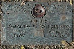Amanda Camella Mae <i>Bean</i> Wilkerson
