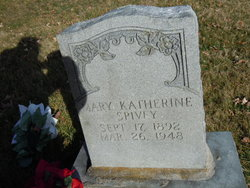 Mary Katherine <i>Widener</i> Spiva