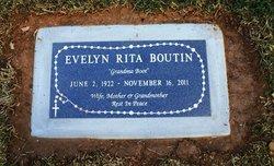 Evelyn Rita <i>Cummings</i> Boutin
