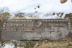 Ruth Naomi <i>Johnson</i> Anderson