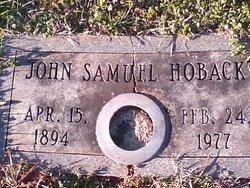 John Samuel Hoback