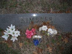 Mary Ellen <i>Hawkins</i> Kimbler