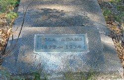 Lola <i>Cozad</i> Adams