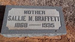 Sarah Marie Sallie <i>Stanturf</i> Braffett