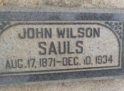 John Wilson Sauls