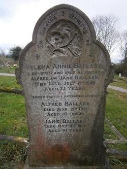 Helena Annie Ballard