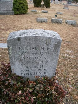 Benjamin K Gorham