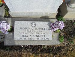 Judson Gerald Bennett