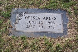 Odessa Akers