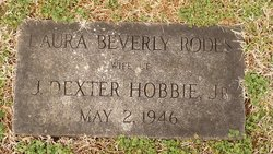 Laura Beverly <i>Rodes</i> Hobbie