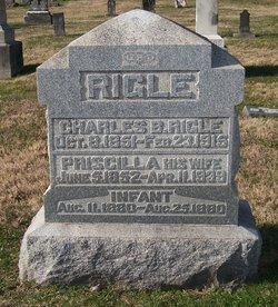 Priscilla <i>Hufford</i> Rigle