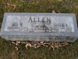 Lee W Allen