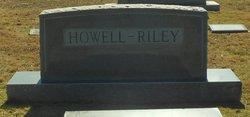 Nellie <i>Williams</i> Howell