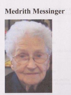 Mrs Medrith <i>Richards</i> Messinger