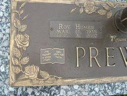 Roy Homer Prewitt