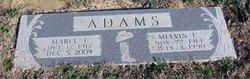 Mabel E. <i>Collins</i> Adams
