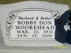 Bobby Don Moorehead