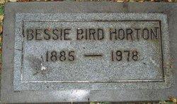 Bessie Bird Horton