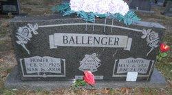 Juanita <i>McKinney</i> Ballenger