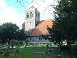 Farnham Royal (St. Mary) Churchyard