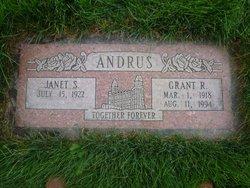 Janet <i>Somerville</i> Andrus
