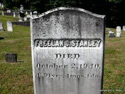 Freelan Oscar Stanley