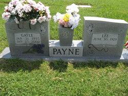 Parnee Gayle <i>Blackwell</i> Payne