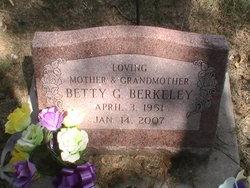 Betty <i>Caldwell</i> Berkeley