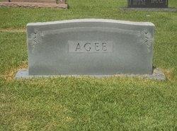 Gladys Mae <i>Williams</i> Agee