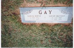 Samuel Bertie Bert Gay