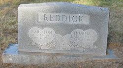 Noble Tom Reddick