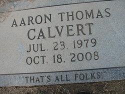 Aaron Thomas Calvert
