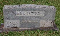 Louella M. <i>Welch</i> Blackwell
