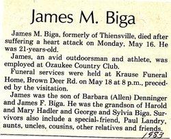 James Michael Biga