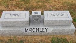 Gordon Donald McKinley