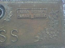 Reba <i>Taylor</i> Bass