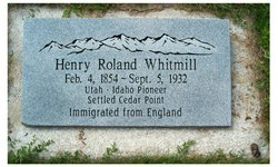 Henry Roland Whitmill