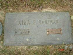 Alma Elizabeth <i>Mathews</i> Hartman